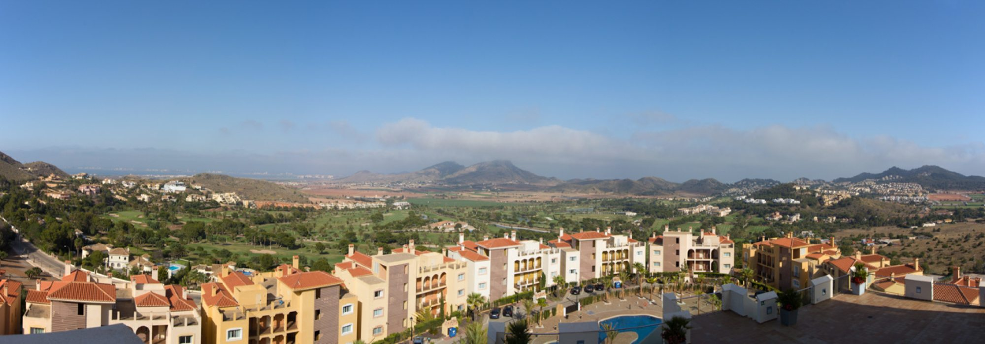 Apartments at La Manga Club Resort from €87,000