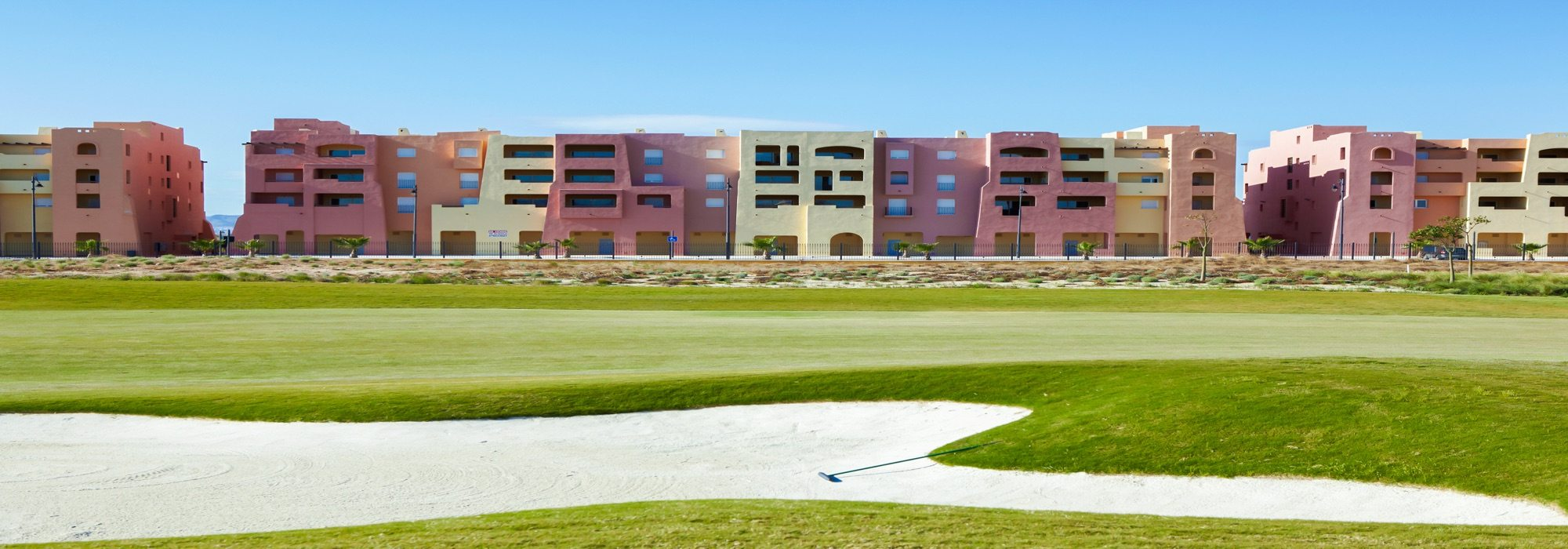 El Boulevard Apartments – Mar Menor Golf Resort – Torre Pacheco