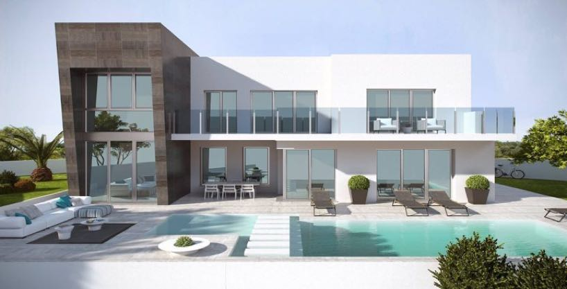 Luxury Detached Villas – Busot – Alicante