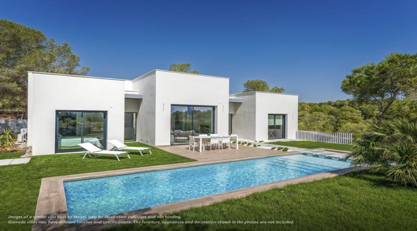 Luxury Detached Villas – Las Colinas Golf & Country Club – Some Key Ready!