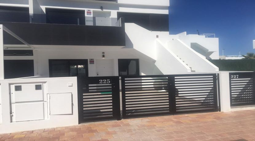 Two bedroom Townhouse, Lo Pagan
