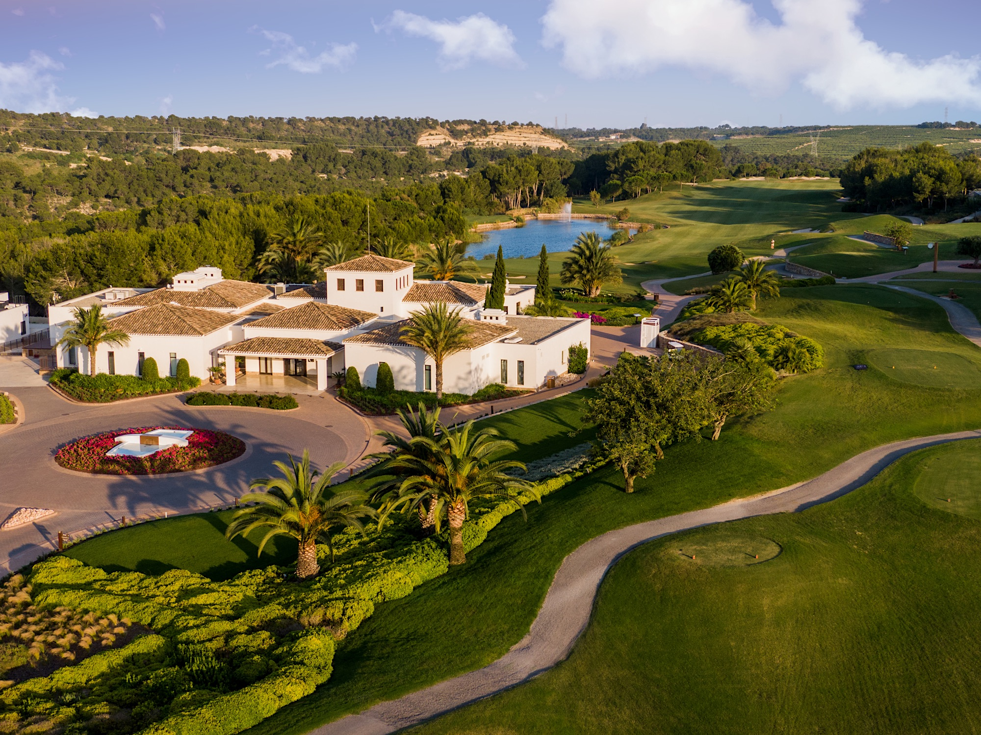 Luxury Apartments at Las Colinas Golf & Country Club