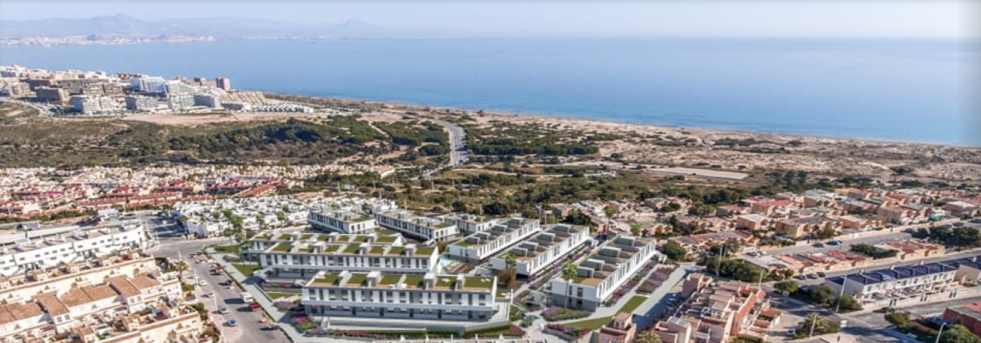 Sea View New Apartments – Close to the Sea – Gran Alacant