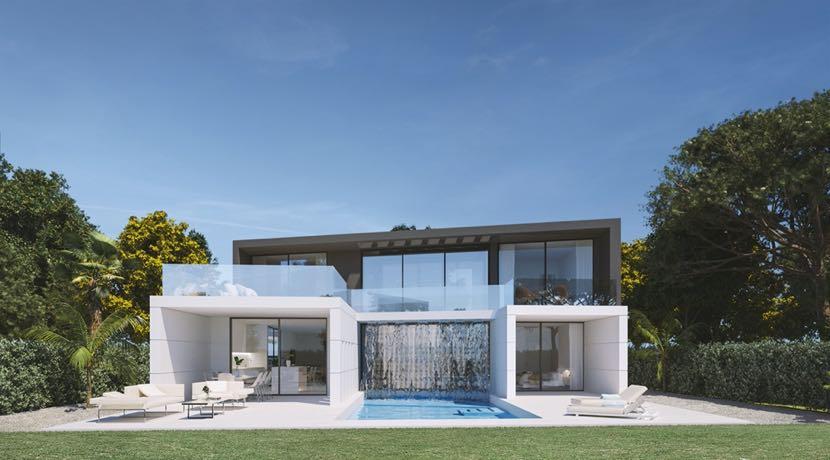 New Detached Villas – Altaona Golf Resort – Murcia
