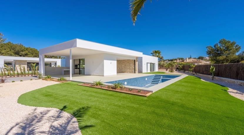 Luxury Villa with 3 bedrooms in Javea