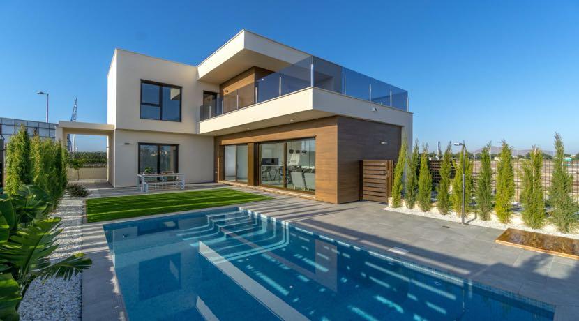 Detached Villas at Roda Golf Resort – Los Alcazares