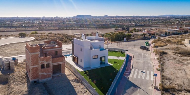 Panoramic Alicante Drone 04