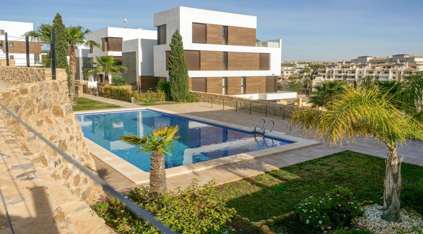 Show house Apartment at Las Ramblas Golf – Fully Furnished – Campoamor