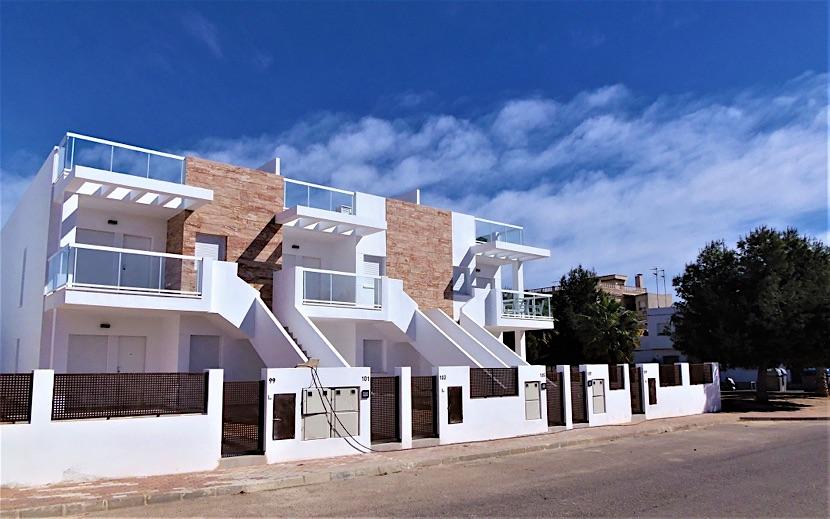 New Duplex Apartments – San Pedro del Pinatar – Murcia